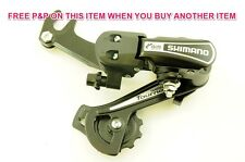 SHIMANO TOURNEY RD-TY21B 6-18 SPEED BIKE REAR DERAILLEUR GEAR HANGER ATTACH