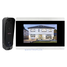 HOMSECUR Entry Security Doorbell with Outdoor Live View & CCTV Camera Supported