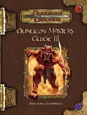 Dungeon Master's Guide II (Dungeons & Dragons d20 3.5 Fantasy-ExLibrary