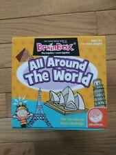 Brain Box - All Around The World Game, The Green Board Game Company.