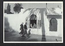 TANGER (MAROC) Scéne de Rue animée en 1979
