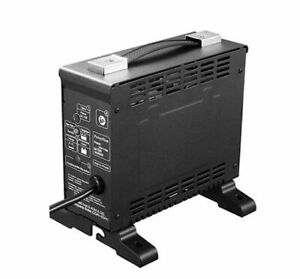 Mobility Scooter Battery Charger PF2408X 24V 8A 3-Stage XLR Plug 12mth Warranty