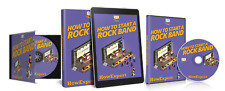 How To Start a Rock Band(Ebook + Audio + Online Video Course) - HowExpert