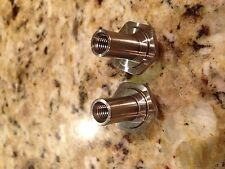Titanium Brake Pivot Studs Gt M10 X 1.5 Male X M6 X 1 Female 13 gm per pair