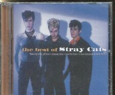 THE BEST OF STRAY CATS  on CD