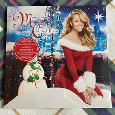 Mariah Carey Merry Christmas II You RED EU vinyl LP Limited Edition NEW/SEALED