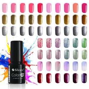 Hybrid Gel Color IT Premium 100 Colors 10-1000 - UV LED - manufacturer SILCARE