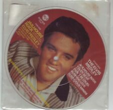 ELVIS PRESLEY THE ELVIS MEDLEY ORIGINAL PICTURE DISC RCA RECORDS