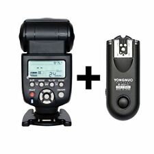Yongnuo YN-560 III Flash With RF-603 II Single Transceiver Trigger for Nikon SLR