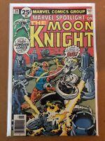 Marvel Spotlight 29 --(VF+ condition)-- 2nd. solo Moon Knight story Marvel