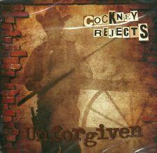 COCKNEY REJECTS Unforgiven CD UK 2007 Punk KBD Oi! SKINHEAD West Ham NEW/SEALED