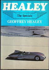 Healey The Specials Nash 100S Record Breaking SR XR37 Sebring Signed by his wife