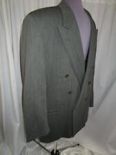Giorgio Armani Men's 100% Wool Regular Jacket Double Breasted Blazers & Sport Coats