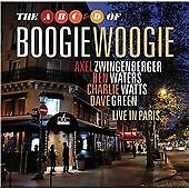 A B C & D of Boogie Woogie - Live in Paris (Live Recording, 2012)