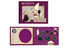 "2006 Uncirculated Australian BABY Mint Set: ""The Magic Pudding."""