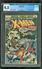 CGC 4.5 (WHITE PAGES) X-MEN #94 MARVEL 1975 1ST APPERANCE OF NEW X-MEN TEAM MCU