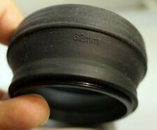 62mm Rubber Lens Hood Shade for telephoto lenses 70-210mm f3.8