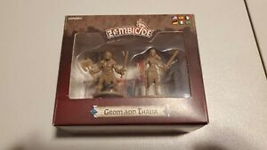 Zombicide Fantasy Grom and Thalia (Sealed)
