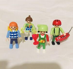 playmobil enfants