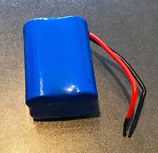 LiFePO4 Akkupack 12V 3Ah mit PCM Batterie Akku 12,8V 38,4Wh