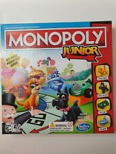 Monopoly Hasbro Junior | Classic Board Game | Players 2-4 | Age 5+