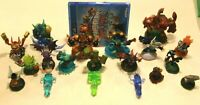 *Sony PlayStation 4 PS4 Trap Team Skylanders Bundle Lot 20 Items Priority Ship👾