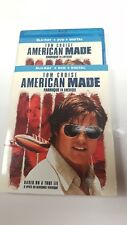 American-made Tom Cruise Blu-ray + DVD + digital