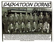 Gordie Howe and brother Vic Howe-Saskatoon Softball Champions - very RARE!!!