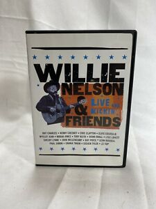 Willie Nelson and Friends - Live  Kickin (DVD, 2005)