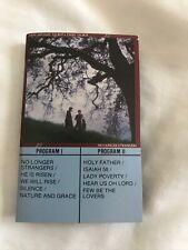 John Michael & Terry Talbot-No Longer Strangers-cassette tape