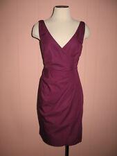 JCrew Ramona Cotton Taffeta Dress Size 6 Spiced  $225 NWT