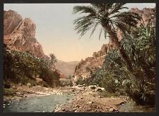 The River El Cantara A4 Photo Print