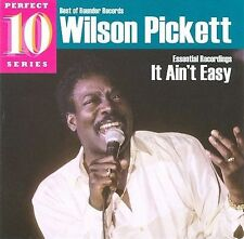 It Ain't Easy: Essential Recordings by WILSON PICKETT (CD) BRAND NEW