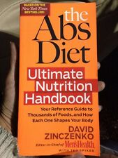 The Abs Diet Ultimate Nutrition Handbook : Your Reference Guide   Brand New
