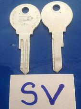 VW Volkswagen Classic Beetle Key Cut to Code SE SV 50s-60s