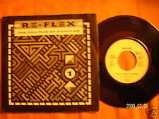 Re-Flex-The Politics of dancing/Cruel World top45