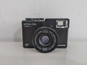 Vintage Agfa Optima 535 Sensor 35mm Compact Camera UNTESTED Spares or Repairs