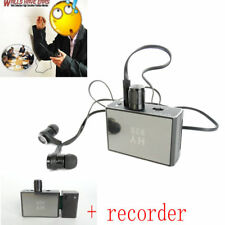 HY929 High strength Wall Audio Monitoring voice bug/ear listen device +recorder