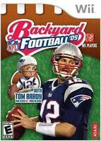 Backyard Football '09 - Nintendo  Wii Game