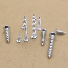 1 Box Head Flat Pan Self Tapping Screws Stainless Steel Tappers Parts Kits WE