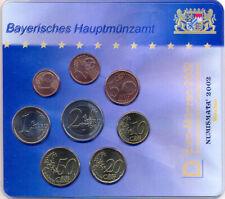 Deutschland Euro KMS 2002 A Numismata München 2002