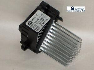 BMW Blower Motor Regulator - GENUINE OEM - 64116923204 - NEW OEM Valeo Sitronic