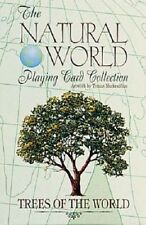 Trees of the Natural World Playing Cards New