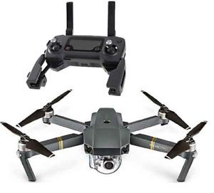 A - DJI Mavic Pro Quadcopter Drone