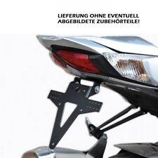 Kennzeichenhalter verstellbar Suzuki GSX R 1000 K9 L0 L1 L2 L3 L4 L5 Heckumbau