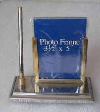 cadre porte photo avec stylo