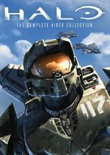 HALO: THE COMPLETE VIDEO COLLECTION NEW DVD