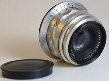 CARL ZEISS JENA Objektiv Lens TESSAR 3,5/105 für PRIMARFLEX II