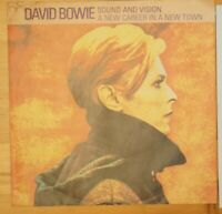 David Bowie Sound Vision RCA Lifetimes 7in UK 1977 45RPM EX- BOW510