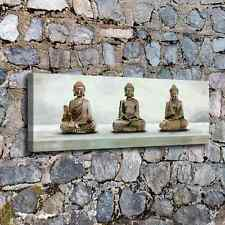 0005- Eastern Buddha Statue Home Decor HD Canvas Print Picture Wall Art Painting